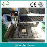 Router multifunzionale di CNC 6090 per coltivazione a frana di legno di metallo con il dispersore dell'acqua