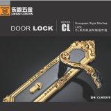Cerradura de puerta de aleación de zinc con llaves
