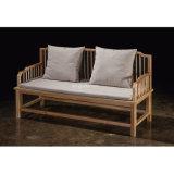 (SL-8601) Modern Hôtel Restaurant La vie des meubles en bois canapé en tissu