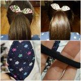 cabelo dos miúdos das crianças da faixa do cabelo das orelhas de coelho 20PCS para mulheres ou menina