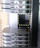 視野システムスマートな送り装置が付いているデスクトップの一突きおよび場所機械