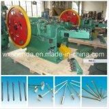 中国低媒体高い炭素鋼ワイヤーのための機械を作る自動ワイヤー釘
