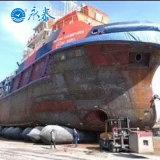 Lançamento do navio / Airbag de elevação