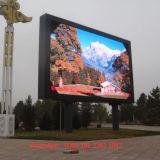Grande tabellone per le affissioni esterno del quadro comandi di P10 SMD LED