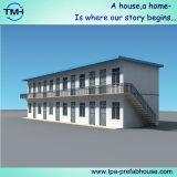 強制収容所のためのISOによって証明される高品質のプレハブの家