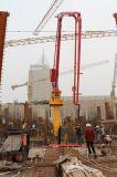Bom preço da fábrica de colocação concreta de China do crescimento da construção de 29m 33m
