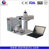 80кг 3000-4500USD дешевые волокна станок для лазерной маркировки на размещение рекламы