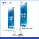 Flying Wind Blade Flags Publicidade Flag Pole (LT-14)