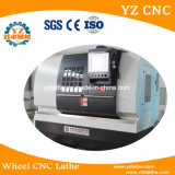Top1 공급자 자동적인 CNC 선반 합금 바퀴 수선 기계