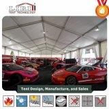 Alta tenda di vetro classica per il Car Show provvisorio esterno