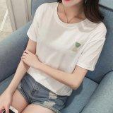 Qualité respirante Plaine à séchage rapide T-Shirt distributeur