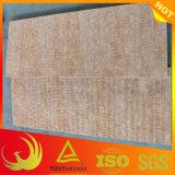 Tarjeta incombustible de las lanas minerales de los materiales de aislante