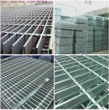 Гальванизированная стальная решетка Ss4000 для пола стальной структуры и крышки стока