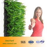 Коммерчески искусственная трава, селитебная искусственная трава, декоративная искусственная трава
