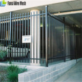 Powder Iron Fence Company de Black Galvanized