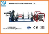 Machine de soudure en plastique hydraulique du tube Sud50-250