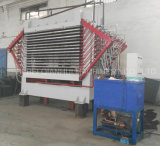 최신 압박 베니어 건조기 기계 건조용 수용량 30 Cbm 또는 일