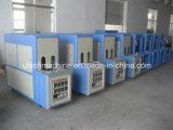 Semi-automático de la máquina de moldeo por soplado de botellas de PET