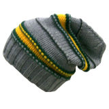 Chapéu feito malha do inverno do chapéu na cor agradável NTD1639