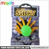Lo Splatter appiccicoso delle creature della novità TPR scherza i giocattoli del partito