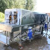 Máquina/máquina de lavar da limpeza da caixa plástica para caixas plásticas