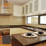 Brown Color Good Quality Quartz Stone Countertop