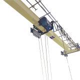 Grue employée couramment d'EOT de pont en pont roulant d'élévateur