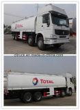 De Garantie van de Vrachtwagen van de Olietanker HOWO 45000liters van de Vrachtwagen van het Wiel van Één Jaar