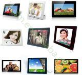 中国の製造者のプレーヤーを広告する大型の21.5インチのデジタル額縁LCD