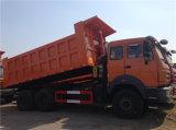 China Newr Beiben Caminhões de Despejo de 6X4 VEÍCULO CAIXA BASCULANTE para venda