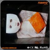 Hanigng 전람 가벼운 상자를 광고하는 상점