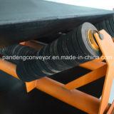 Rullo di effetto del nastro trasportatore/rullo di gomma/rullo del trasportatore