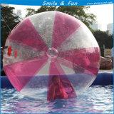 子供のための水、セリウムの証明書が付いているTPU材料に歩くZorbの球