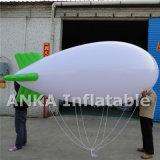Pubblicità del PVC Airship in Sky con Helium