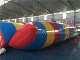 Aufblasbarer Wasser-Klecks, aufblasbarer Wasser-Katapult-Klecks, aufblasbare Wasser-Klecks-Trampoline