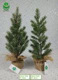 (0.3-0.5) Albero di Natale artificiale del PE di m. per la decorazione