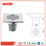 Wide To manufacture Arm Drains Silver Bathroom Accessories
