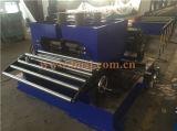 Armazenamento do armazém do supermercado que empilha o rolo do carrinho que dá forma à máquina Tailândia da produção