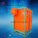Unidade de borracha tipo combinado dispositivo de controle da temperatura para a extrusora