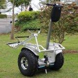 Movilidad eléctrica off-road nuevo y elegante de la Junta de Golf de carros de golf inteligente equilibrio de la propia dirección de E-Scooter