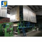 Машина Shunfu для делать корабль и производственную линию гофрированной бумага Kraft в Уганде