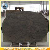 Ovaal Countertop van het graniet