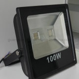 China Factory 10W/20W/30W/50W/100W LED Projector LED de luz exterior