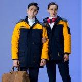 Personalizar o trabalhador da construção do algodão do Workwear do inverno que trabalha ao ar livre o revestimento