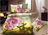 Novo design de luxo várias cores Beddings 3D Edredão Conjunto da Tampa