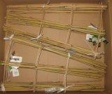 Het Latwerk van het bamboe voor het Steunen van Bloemen (BT002)