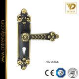 暗いVaporific腐敗泥の骨董品の銅のドアの版のハンドル(7065-Z6307)