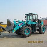 Maquinaria del cargador de la rueda de 5 toneladas para la venta