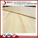 Certificación FSC finger joint Placa de la placa de madera para la decoración de interiores