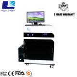 Haute fréquence cristal laser 3D Intérieur Prix de la machine de gravure (HSGP-3KC)